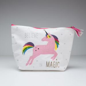 Unicorn Beauty Bag