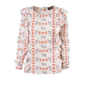 Rönner Design Waves Blouse White