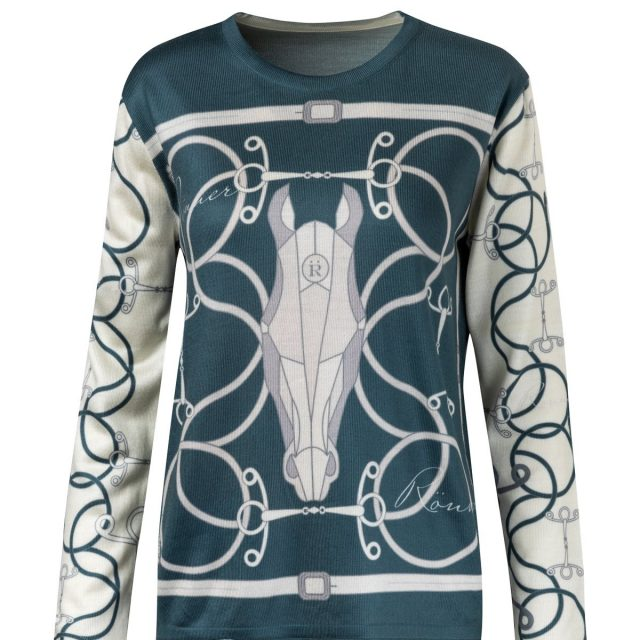 Rönner Design OLIVIA PRINTED SWEATER