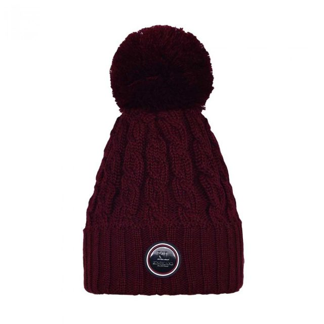 KLiroquois Knitted Hat Red