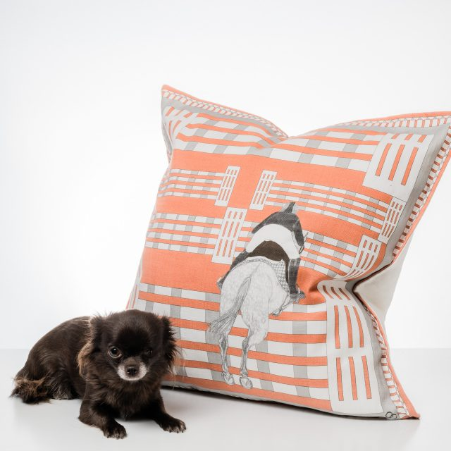 Tripple Combo Pillow Orange