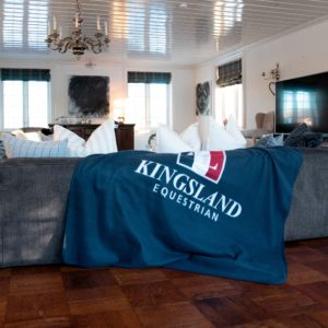 Kingsland Fleece Blanket