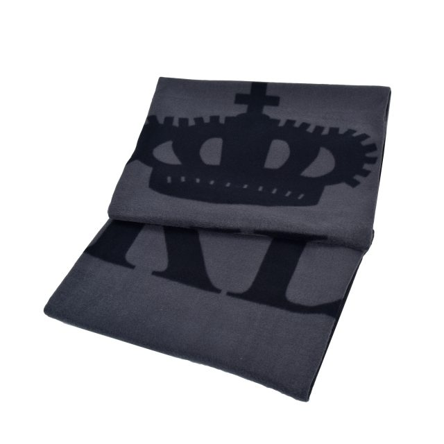 KLisabella Fleece Blanket Grey